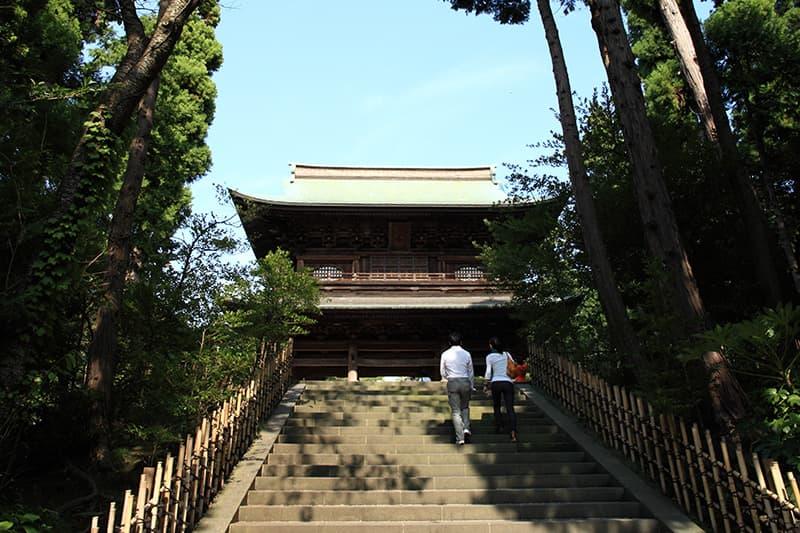 鎌倉・関東本山名刹巡りの旅